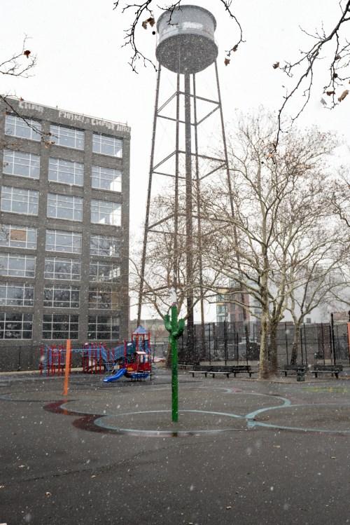 The Playground on Noble Street. Photo by Ian Hartsoe