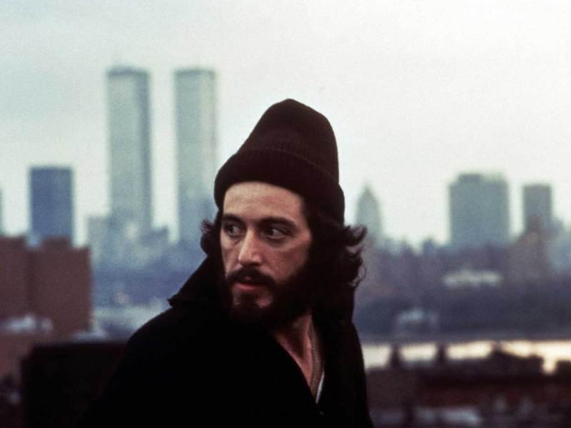 Al Pacino in Serpico (1973) ©Paramount Pictures