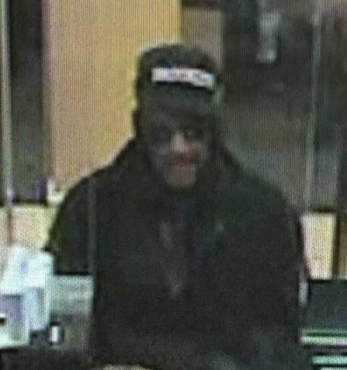 Suspect in January 8th Robbery