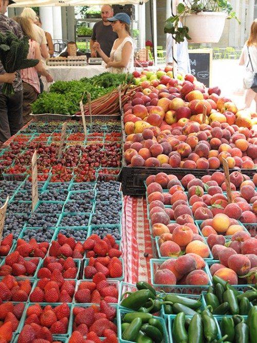 McGolrick Park Farmers Market