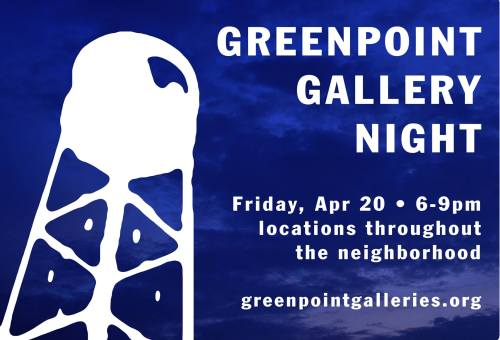 Greenpoint Gallery Night