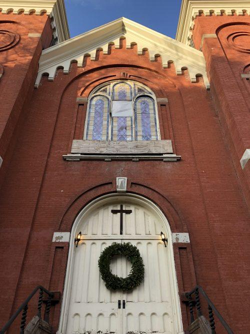 Union Baptist Church. Photo: Megan Penmann