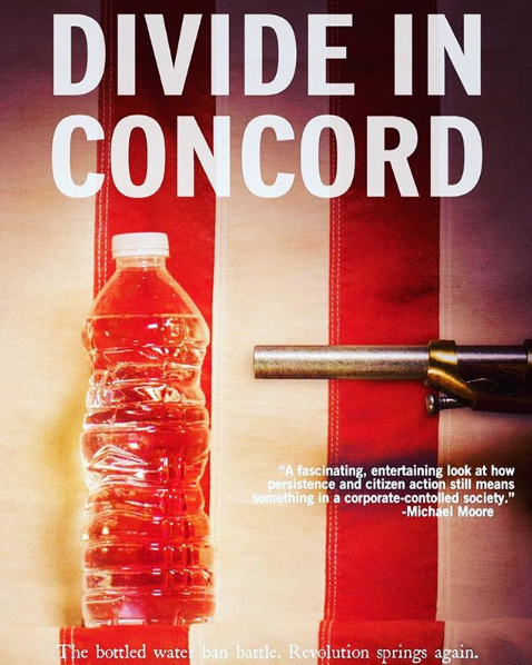 Divide in Concord flyer