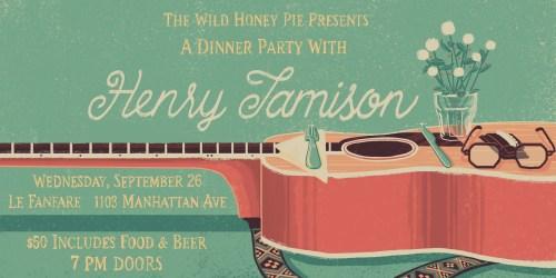 wild honey pie @ le fanfare