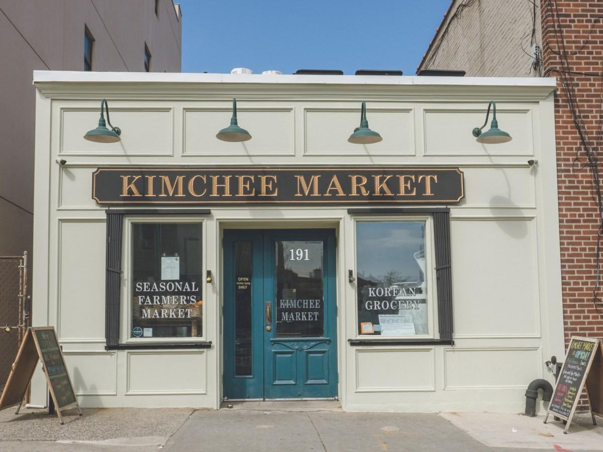 Kimchee Market