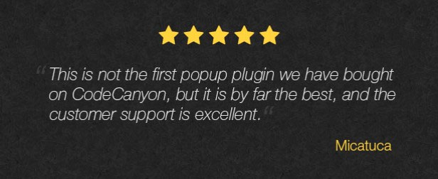 Popup Plugin for WordPress - Green Popups (formerly Layered Popups) - 10