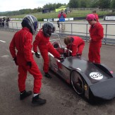 Lydia's chance to drive Goodwood