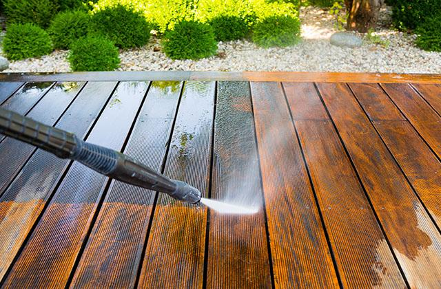 Maintaining the Beauty & Value of your Home & Property with Pressure Washing