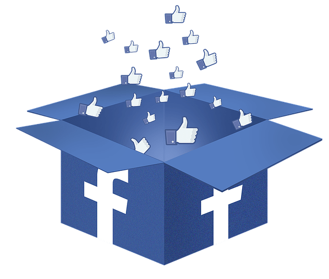 Facebook Box with Likes