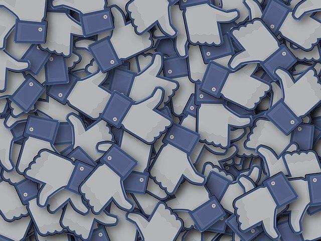 Facebook Like Thumbs