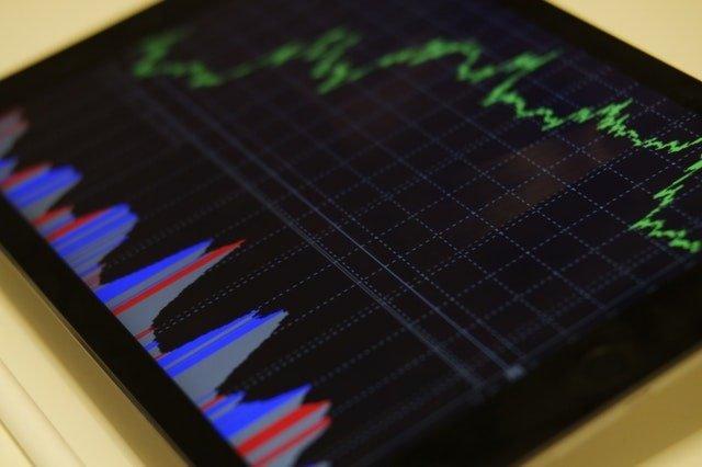 Graphs on iPad Screen