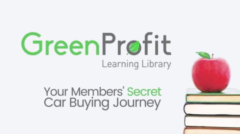 Your Members' Secret Car Buying Journey