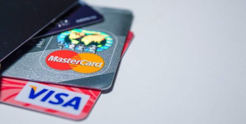 VISA and MasterCard In Wallet