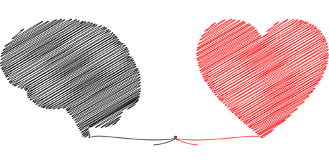 Brain and Heart Connected