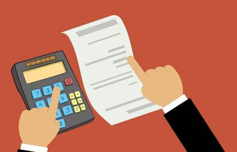 Calculator and Paper Budget