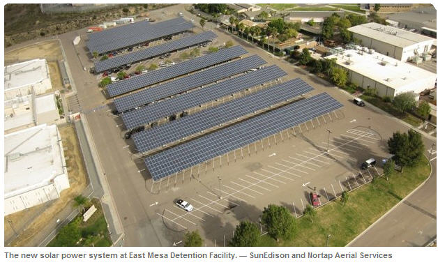 San Diego County Detention Facility Goes Solar  Green