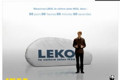 Screenshot LEKO