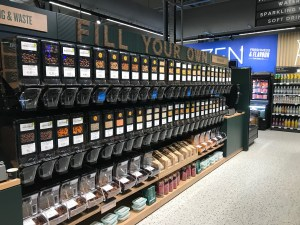 M&S Fill Your Own in the retailer's Staines store