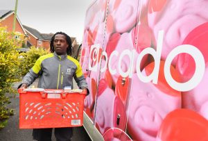 Plastic shoppign bags will be collected by Ocado again