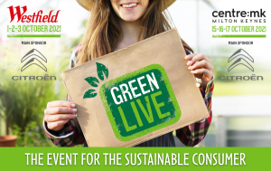 Eco-friendly brands set to appear at Green Live