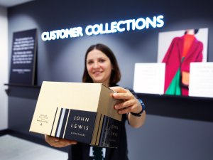 John Lewis is participating in London Oxford Street's latest sustainability campaign