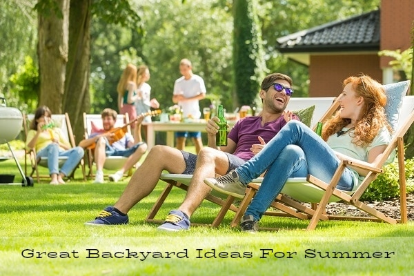Great Backyard Ideas For Summer