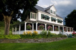The Three Stallions Inn, Randolph, Vermont, USA