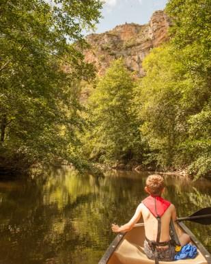 Célé, Inn-to-Inn Guided Canoe Trips