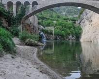 At St-Chely-du-Tarn, Tarn, France