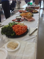 Veggies & Fruit Trays