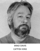 Lola hires Catfish King (Brad Davis), a private investigator, to confirm her suspicions. — in Rutherfordton, NC.