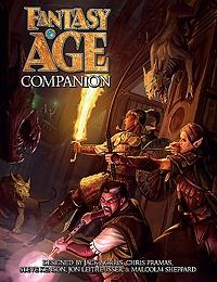 Fantasy Age Companion (Pre-Order)