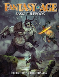 Fantasy AGE Basic Rulebook (Pre-Order & PDF)