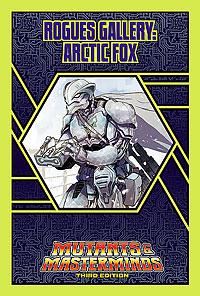 Rogues Gallery: Arctic Fox