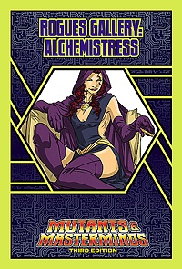 Rogues Gallery: Alchemistress
