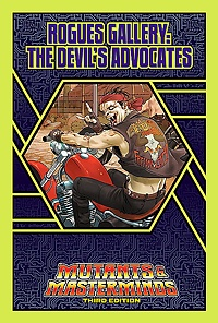 The Devil's Advocates (Rogues Gallery PDF)