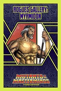 Rogues Gallery: The Myrmidon (PDF)