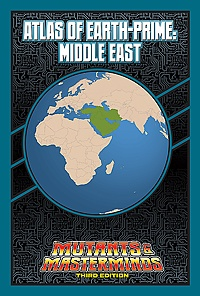 Atlas of Earth-Prime: Middle East (PDF)