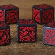 New Dragon Age Dice design
