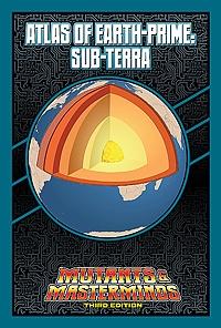 Atlas of Earth-Prime: Sub-Terra (PDF)