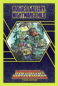 Rogues Gallery: Nightmare Child (PDF)
