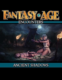 Fantasy AGE Encounters: Ancient Shadows (PDF)