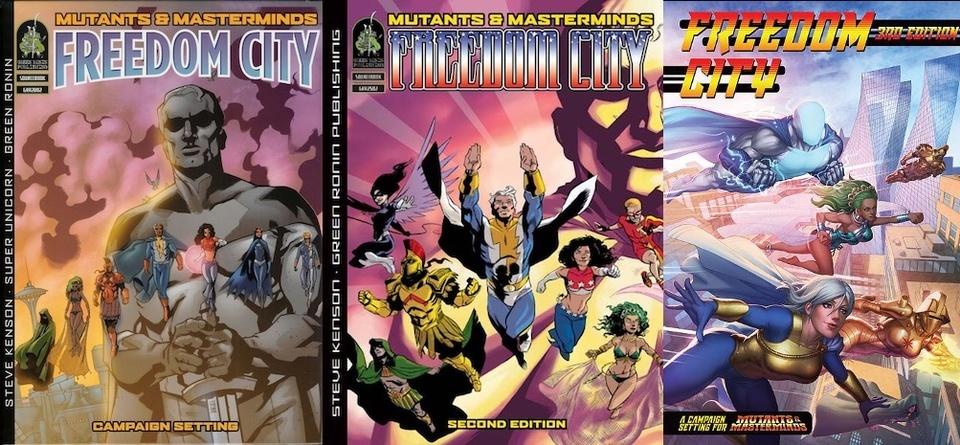Mutants And Masterminds Noir Pdf
