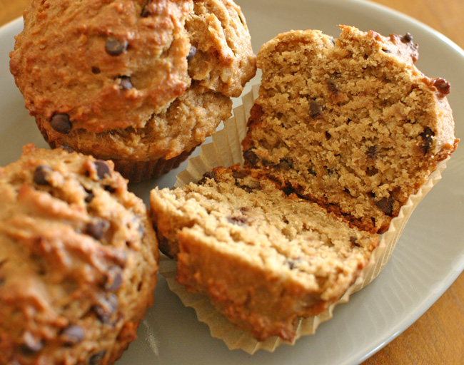 Vegan Muffins with Incredible Crumbly Texture