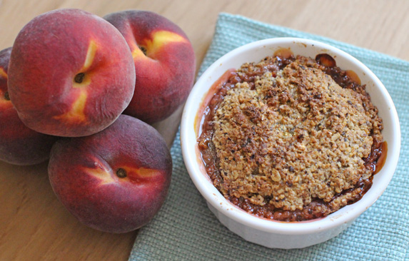 Healthy, Delicious Vegan Peach Pie Recipe
