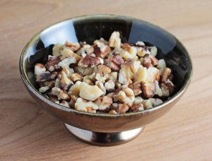 Chopped Pecans & Walnuts