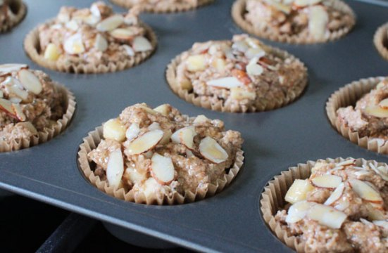 oven ready vegan muffins