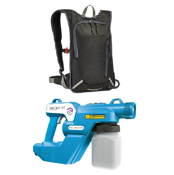 S-1b Electrostatic Backpack Sprayer