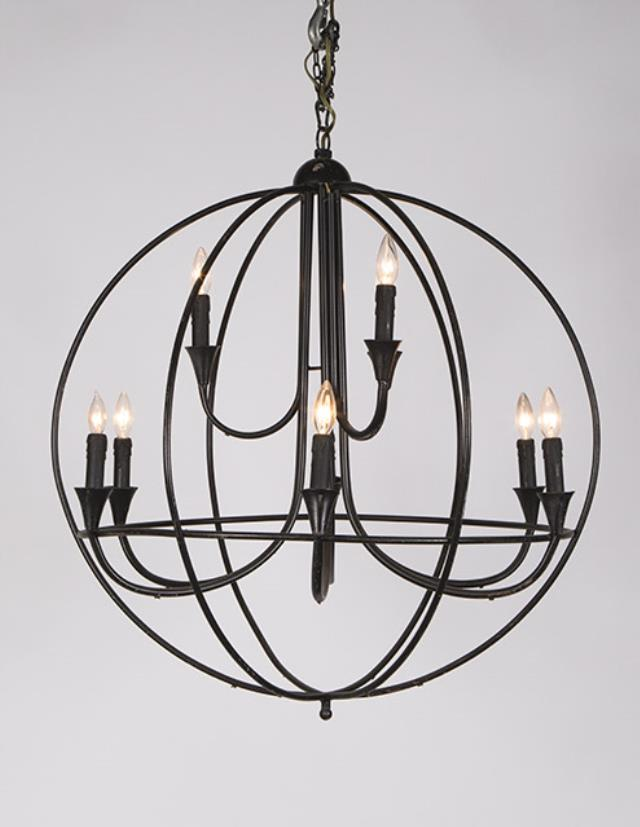 Where To Find Chandelier 9 Light Old World In Greensboro