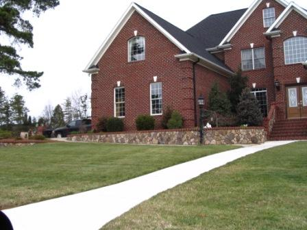 retaining wall ideas and suggestions
